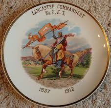 crusader plate series from lancaster commandery no 2 knights templar