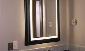 mirror large illuminated mirror delightful large lit mirror