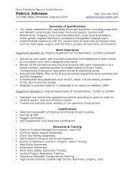 exle cover letter for resume cover letter exles manufacturing operator fishingstudio