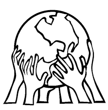 planet earth earth coloring kids coloring pages