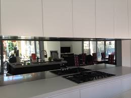 designer kitchen splashbacks best 25 mirror splashback ideas on pinterest kitchen mirror