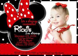 minnie mouse 1st birthday invitations ideas u2013 bagvania free