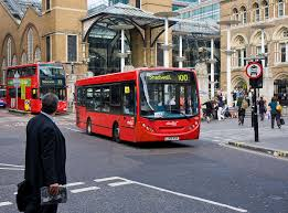 B15 Bus Route Map by London Buses Route 100 Wikipedia