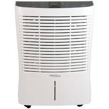soleus air 95 pint dehumidifier with internal pump in white ds1
