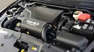 Ford Taurus Sho 1996 2015 Ford Taurus Sho Ecoboost Walkaround Youtube