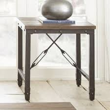 Iron Side Table Rod Iron Side Table Wayfair