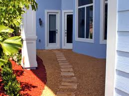 How To Build A Stone Patio by How To Build A Stone Path Hgtv