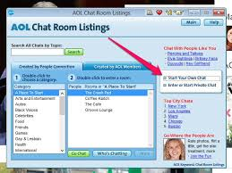 How To Join AOL Chat Rooms Techwallacom - Kid chat room