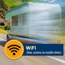 small light cer trailers amazon com wifi magnetic hitch camera for easy hitching of trailers