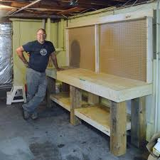 Build A Woodworking Bench To Build A Workbench Part I U2013 Plaster U0026 Disaster