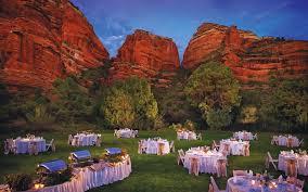 enchantment resort amazing arizona wedding venues wedding