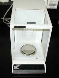analytical balance wikipedia