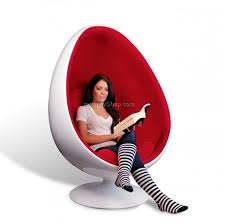 tips unique egg chair with speakers for futuristic furniture