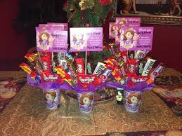 sofia the first centerpieces 1 packs of candy plastic cups form