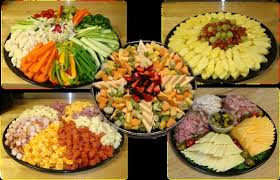 wedding platters party platters this would be easy to do myself and would make a