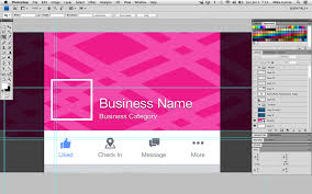 facebook business page cover photo template blog social media