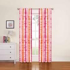 eclipse my scene tie dye print room darkening u0027s bedroom