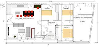 amenagement garage auto petite maison 3 chambres 88 5m2 garage cellier rt2012 46