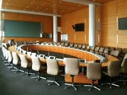 Executive Meeting Table Bank Institution Executive Conference Room Paul Downs Cabinetmakers