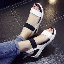 black friday best shoe deals stylish summer shoes selling sandals women 2017 peep toe flat