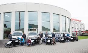 Julius Bad Helmstedt Komplett Vorreiter Starten Mit 10 Fahrzeugen In Die Pilotphase