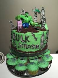 incredible hulk cake birthdays and parties pinterest hulk