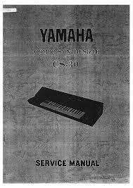 yamaha cdx 993 service manual download schematics eeprom repair