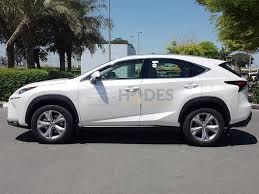 lexus nx 200t platinum 2016 u2013 dubai autos