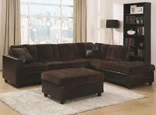 Coaster Sectional Sofa Coaster Sectional Sofas Loveseats U0026 Chaises Ebay