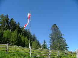 Flag Pole Hill Marzoneralm Kastelbell Tschars Vinschgau 1600 M Einkehrtipp Für