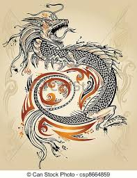dragon stock illustrations 28 878 dragon clip art images and