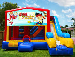 7in1 jake neverland pirates bounce house