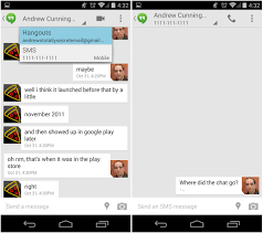 hangouts app android android 4 4 kitkat thoroughly reviewed ars technica