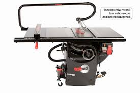 sawstop professional cabinet saw 1 75 hp sawstop 3hp professional cabinet saw saw palmetto for bph