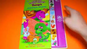 barney electronic storybook barney theme song sound books fun toys