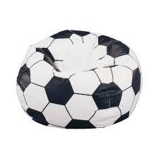 Cool Bean Bag Chairs Amazon Com Kid U0027s Sports Soccerball Kitchen U0026 Dining