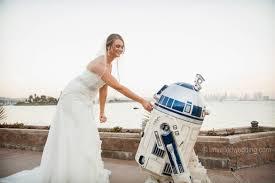 bride wars wedding dress an epic star wars themed wedding bridalguide