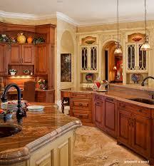 Impactful Mediterranean Kitchen Cabinets  Voqalmediacom - Mediterranean kitchen cabinets
