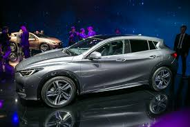 lexus or infiniti suv infiniti q30 now renamed to qx30 for north american market