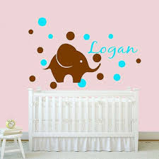 Elephant Room Decor Personalized Name Pendant Picture More Detailed Picture About