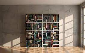 Homemade Bookshelves by 33 Creative Bookshelf Designs Bored Panda