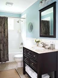 blue and brown bathroom ideas brown blue bathroom ideas frann co