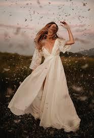 Unique Wedding Dress Beautiful Unique Wedding Dresses By Dreamers U0026 Lovers Green