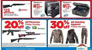 walmart black friday 2014 ad scans gun deals free store
