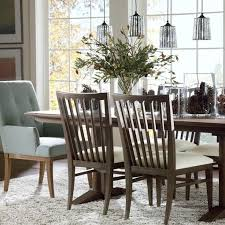 ethan allen dining room table chairs craigslist sets used leaf