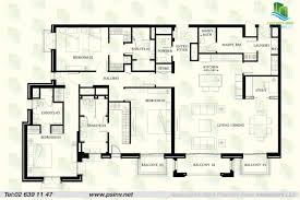 St Regis Residences Floor Plan 3 Bedroom Type A Unit Floor Plan St Regis Apartment St Regis