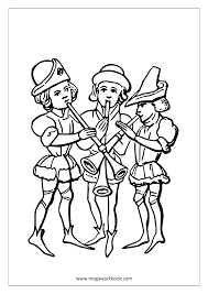 free coloring sheets musical instruments megaworkbook