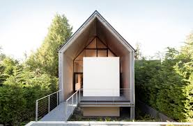 Downsize Image A Minimalist House Designed For A Couple Desiring A Downsize