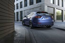 suv maserati novitec u0027s maserati levante esteso is the only suv worthy of a