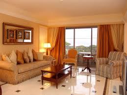 orange livingroom orange curtains for living room design orange curtains